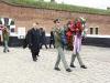 Terezínská tryzna se konala za účasti Prezidenta České republiky, Václava Klause/ Terezín ceremony was held with the participation of President of the Czech Republic, Vaclav Klaus