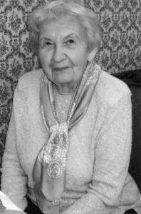 Eva Štichová, Eva Štichová´s private archive.
