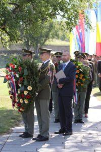 Terezín Commemoration 2018. Photo: Radim Nytl, Terezín Memorial