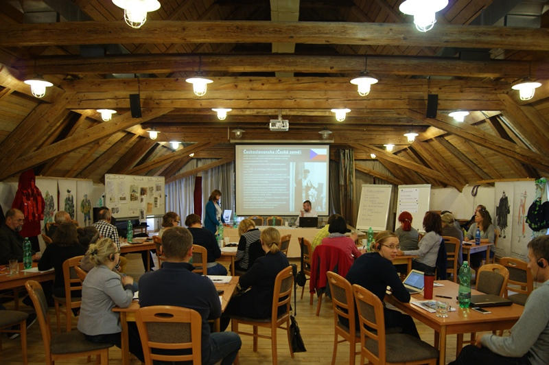 Seminar for Polish teachers, May 2015, photo: Jolanta Wójcik, ABSM