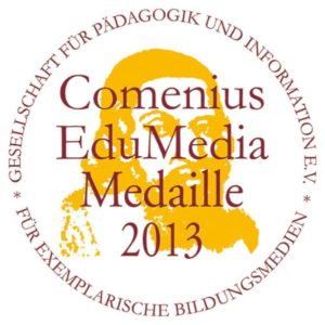 Comenius EduMedia Medal for the project Schoolchild in the Protectorate