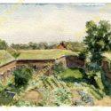 Norbert Troller: Zahradnictví v šancích pevnosti. PT 14157