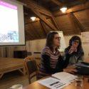 Prezentace projektů účastníků konference, foto: Linda Norris.