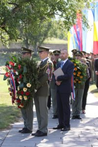 Terezínská tryzna 2018. Foto: Radim Nytl, Památník Terezín