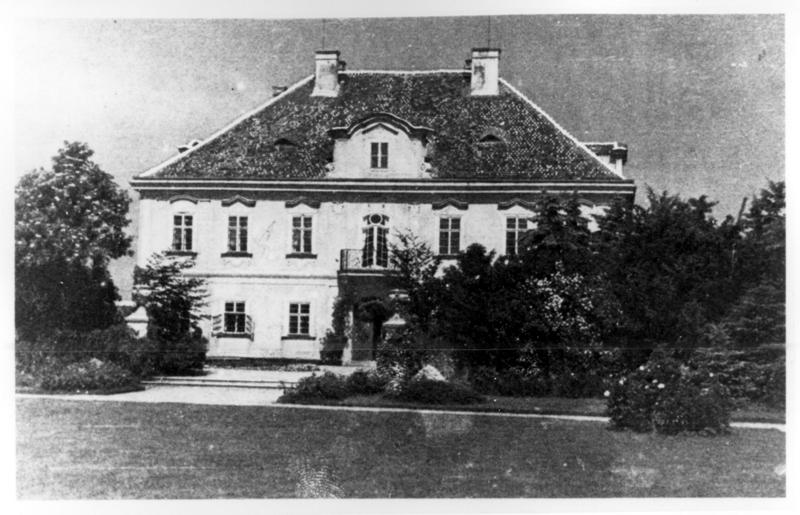 Zámek v Panenský Břežanech, APT 5184