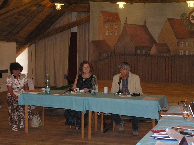 Klímovi 2010 v Terezíně